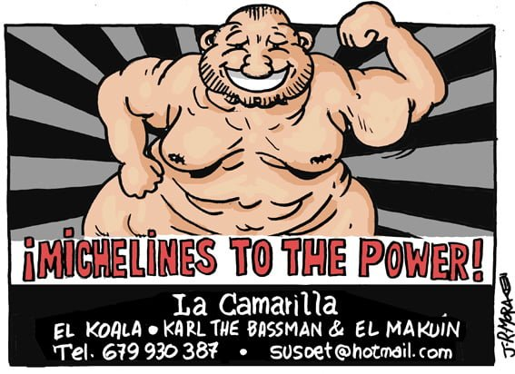 Michelines to the power