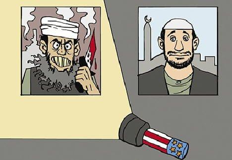 Viñetas contra viñetas
