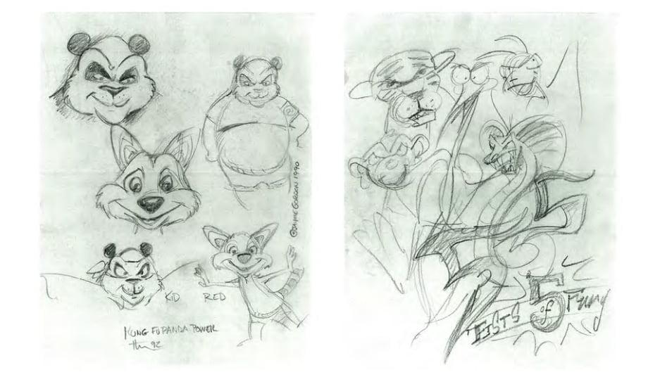 Jayme Gordon DreamWorks