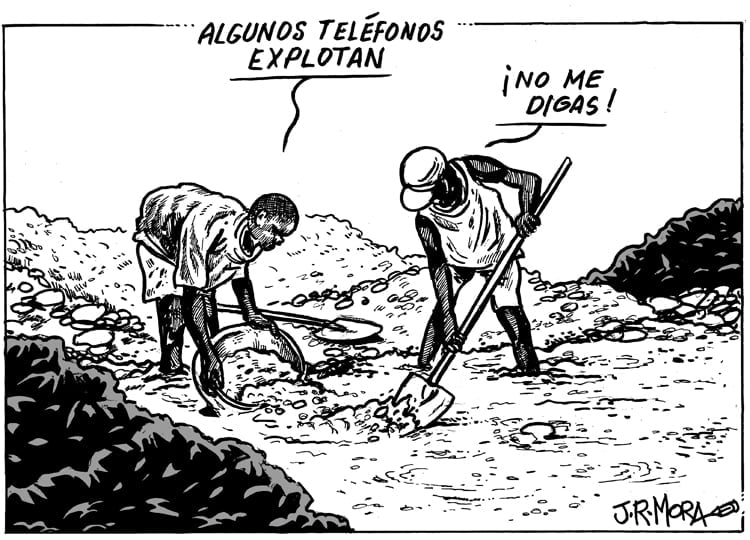 Cartoons for Change contra el trabajo infantil