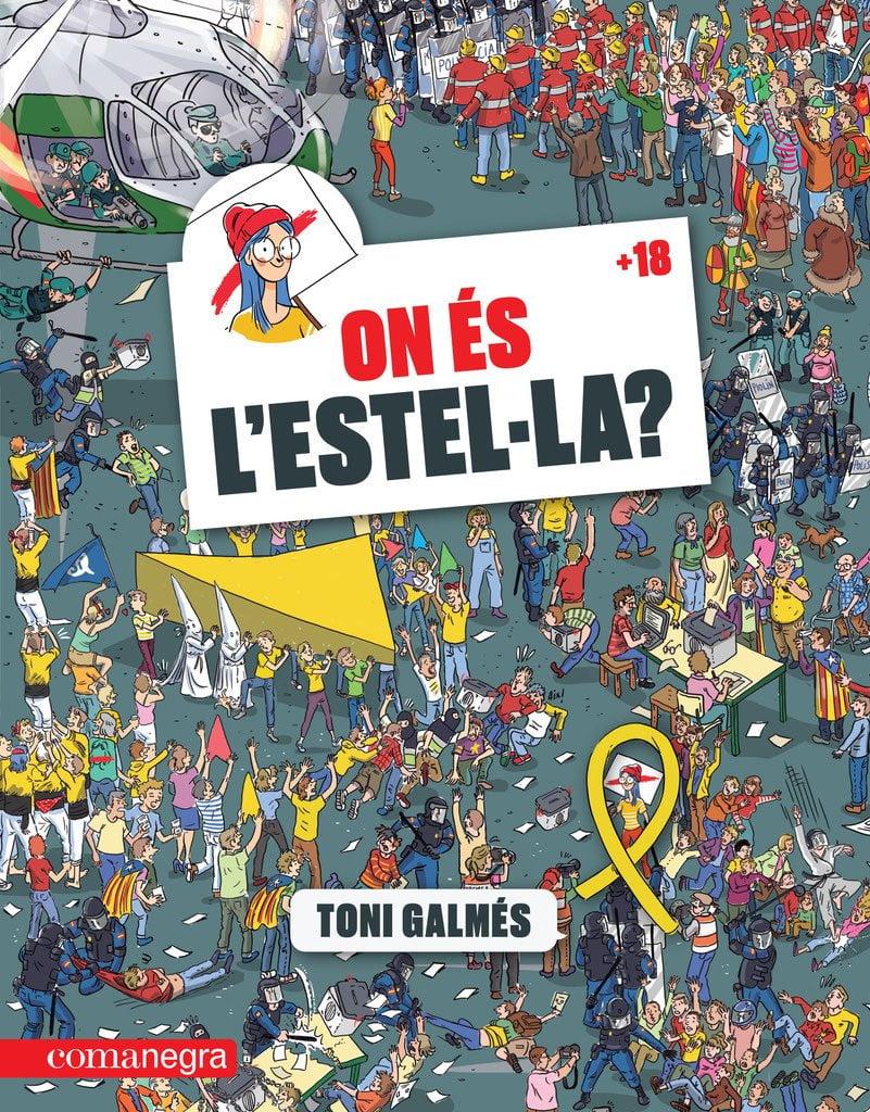 Sindicatos policiales exigen la prohibición y destrucción de un libro humorístico sobre el 1-O